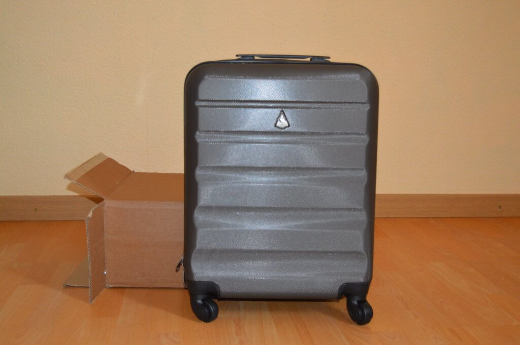 koffer versand
