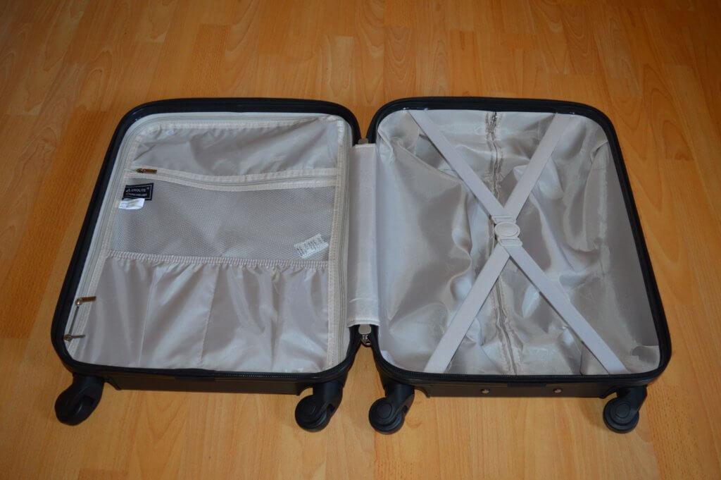 koffer innenraum