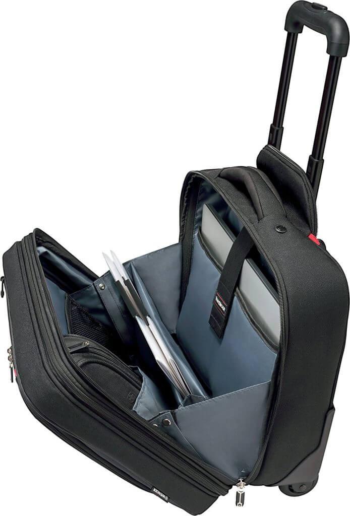 laptop trolley wenger