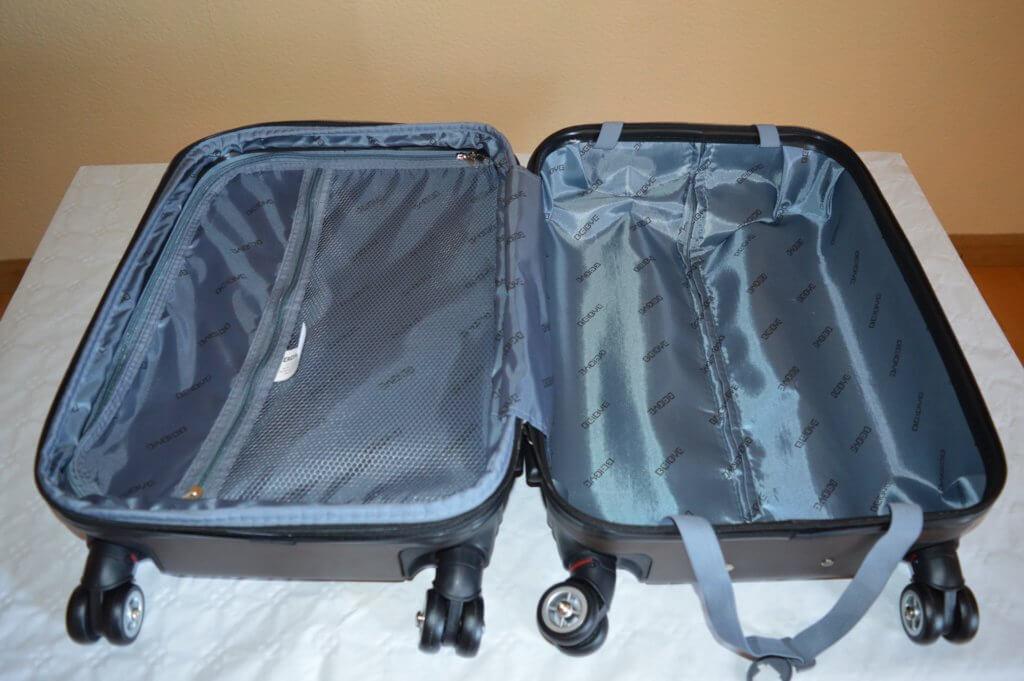 beibye koffer innenraum